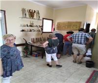 محافظ المنيا: وفد سياحي متعدد الجنسيات يزور المناطق الأثرية