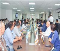 مصري باستراليا يقترح إنشاء أكبر مارينا في العلمين الجديدة