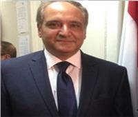 أحمد فاروق يباشر عمله سفيرًا لمصر بالسعودية