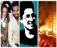 تريند في أسبوع| «حرائق لبنان» ومحمد صلاح وإعدام راجح.. الأكثر تداولا