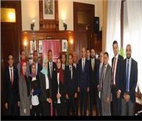 رئيس بنك مصر يكرم الفائزين في المسابقة البحثية التاسعة للمعهد المصرفي