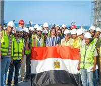  المستثمرون المصريون بالخارج: العلمين الجديدة مدينة عالمية ونسعى للاستثمار فيها