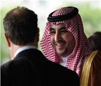 خالد بن سلمان يبحث مع ديفيد هايل دعم الأمن والاستقرار في المنطقة
