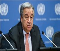 الأمين العام للأمم المتحدة يرحب بوقف العدوان التركي على سوريا
