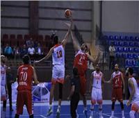 الأهلي والزمالك يتأهلان لربع نهائي دوري السلة