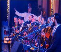 صور| فرقة «أبو شعر» تتألق في حفل الأوبرا