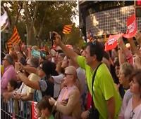 بث مباشر| تظاهرات حاشدة في برشلونة تأييدا لانفصال إقليم كتالونيا