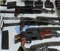ضبط 48 قطعة سلاح نارى و157 قضية مخدرات وتنفيذ 72763 حكم قضائي