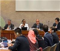 اجتماع برئاسة مصرية في جنيف لدفع أوجه التعاون بين الدول النامية
