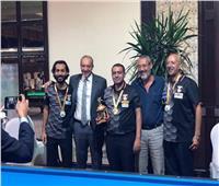 مصر تتربع على قمة بطولة العرب للبليارد بشرم الشيخ