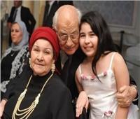رشوان توفيق لزوجته الراحلة: «ببكي لوحدي وأنا فى البيت»