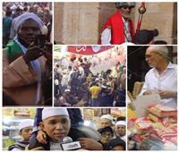 فيديو| أجواء 7 ساعات باحتفالية الليلة الكبيرة لمولد السيد البدوي