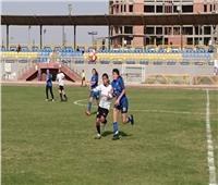 نتائج الجولة الأولى لدوري كرة القدم النسائية| صور