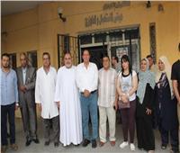 وكيل وزارة الصحة بالقليوبية: نهدف في «يوم حب مصر» القضاء على قوائم الإنتظار