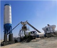 «محافظ قنا» تنفيذ 35 ٪ من أعمال إنشاء مجمع الصناعات بنجع حمادي