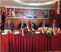 تكريم العاملين المتميزين بمصلحة الضرائب في الإسكندرية