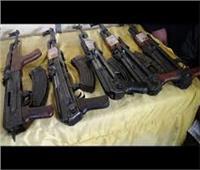ضبط 44 قطعة سلاح وتنفيذ 67 ألف حكم خلال 24 ساعة