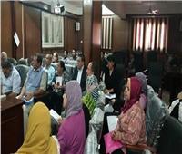 محافظ أسيوط: استعدادات مكثفة لانطلاق حملة تطعيم المواطنين ضد البلهارسيا