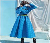 تقاليع| بعد «الكوفيرتة».. «فستان اللحاف» أحدث أزياء 2020