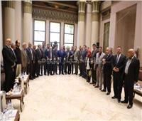 نواب البرلمان الليبي يعلنون من القاهرة اتفاقهم على 6 نقاط