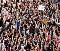 لبنان: تزايد أعداد المتظاهرين بشكل كبير في جميع أرجاء البلاد