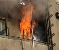 انفجار أسطوانة بوتاجاز يتسبب في حريق منزل وانهيار جزئي لسور مدرسة