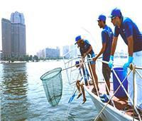 مصر تحيي يوم الأمم المتحدة بتنظيف أجزاء من نهر النيل
