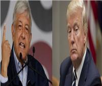 ترامب يتفق مع الرئيس المكسيكي على إجراء لوقف تدفق الأسلحة من أمريكا للمكسيك