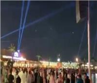 فيديو| أغاني «أم كلثوم» تشعل ليالي موسم الرياض
