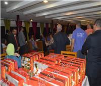 محافظ المنيا يلتقي بالمشاركين من 6 دول في رالي تحدي عبور مصر