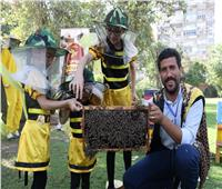فيديو| «النحال الصغير».. لتعليم الأطفال فن إنتاج العسل