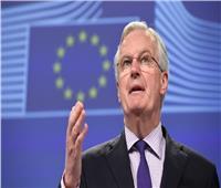 «بارنييه» يناقش الاتحاد الأوروبي عواقب طلب جونسون تمديد «بريكست»
