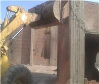 محافظ الغربية: إزالة 17 حالة تعدي ومخالفة بناء