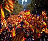 معارضو استقلال كتالونيا ينظمون احتجاجًا مضادًا في برشلونة