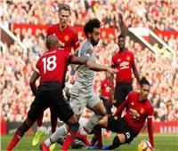 محمد صلاح خارج تشكيل قمة ليفربول ومانشستر يونايتد