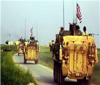 القوات الأمريكية تغادر أكبر قاعدة لها شمال سوريا في محافظة الحسكة
