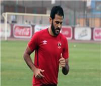 مروان محسن يواصل برنامجه التأهيلي
