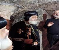 البابا تواضروس يزور دير «يوحنا كاسيان» بمارسيليا