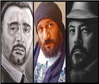 عمرو عبدالجليل وأحمد السقا ينعيان والد أحمد مكي