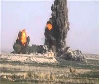مقتل وإصابة 9 من مسلحي طالبان في غارات جوية شمال أفغانستان