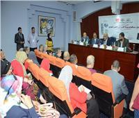 صور  المشاركون في المؤتمر العاشر للقصة الشاعرة يؤكدون على ريادة مصر في الأدب