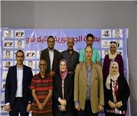 عمرو سليم يعلن عن انضمام التايكوندو لأنشطة وبطولات المدارس