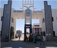 جامعة العريش تنظم فعاليات الاحتفال بنصر أكتوبر