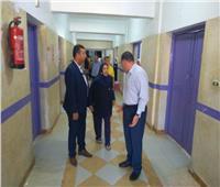 إقالة مدير مستشفى منيا القمح بالشرقية لإهماله وتقصيره في عمله