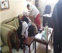 إصابة ٤ طالبات باختناق إثر تسريب غاز داخل مدرسة بالمحلة