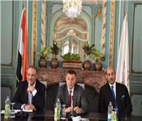 رئيس جامعة عين شمس يستقبل السفير السعودي بالقاهرة لبحث سبل التعاون المشترك