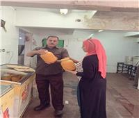 صور| ضبط 400 كيلو عصائر وفاكهة تالفة بمحل شهير في الإسماعيلية