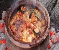 طبق اليوم .. «فخارة الدجاج»