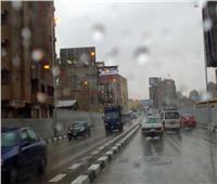 أمطار بسيطة على محافظة الغربية