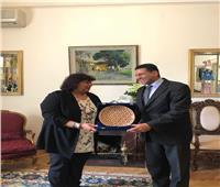 نشاط ثقافي مصري مكثف على هامش المشاركة بمعرض الكتاب بصربيا